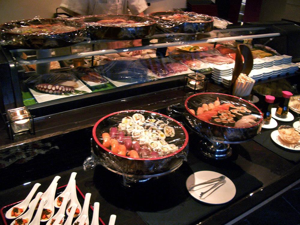 Breakfast Buffet 多聞 Tamon Restaurant